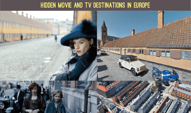 On Location: Hidden Movie and TV Destinations in Europe