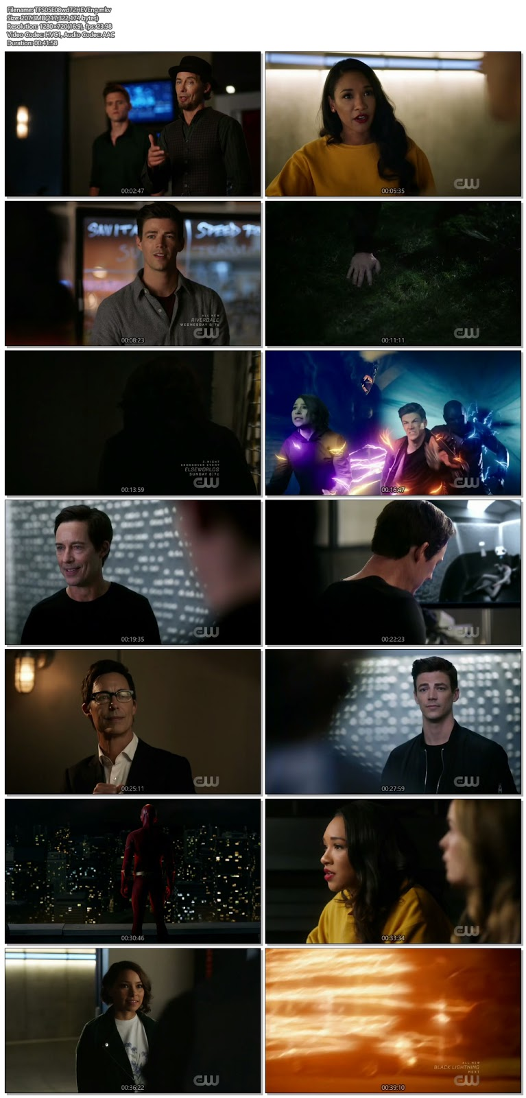 The Flash S05 Episode 08 720p HDTV 200MB ESub x265 HEVC, hollwood tv series The Flash S05 Episode 04 720p hdtv tv show hevc x265 hdrip 200mb 250mb free download or watch online at world4ufree.vip