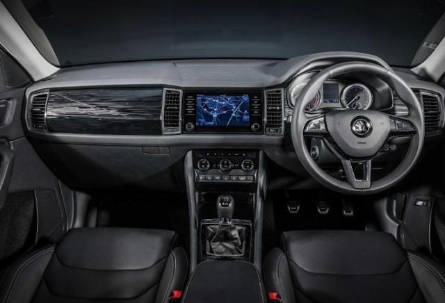 2018 Skoda Kodiaq, the Czech Version of Our Next VW Tiguan