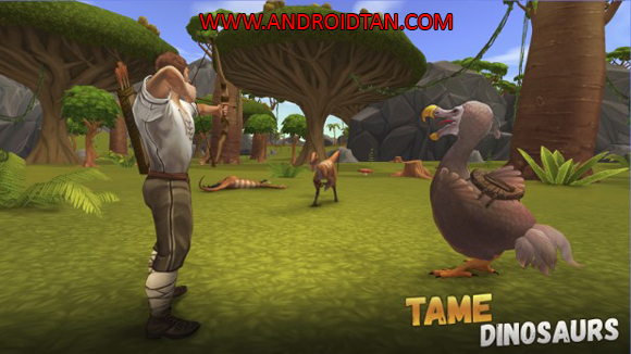 Jurassic Survival Island Ark 2 Evolve Mod Apk Unlimited