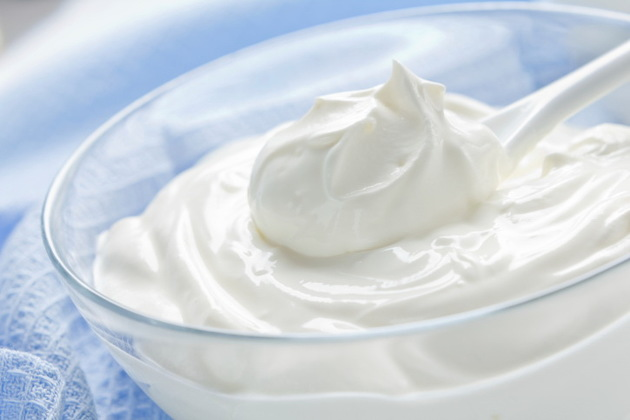 yogurt for dry skin