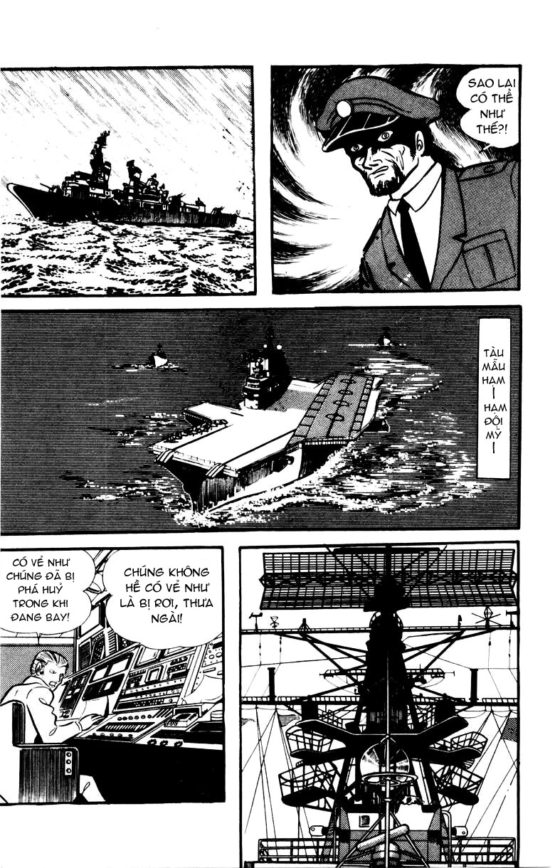 DevilMan chapter 18 trang 25