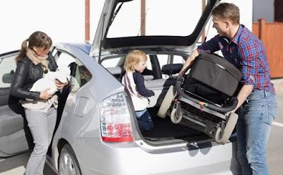 perlengkapan bayi saat bepergian