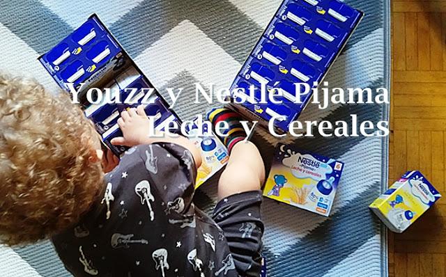 Youzz y Nestlé Pijama Leche y Cereales