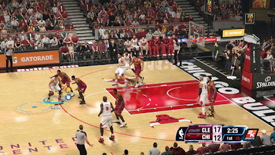 NBA 2K14 Official Patch #3 for Xbox One & PS4