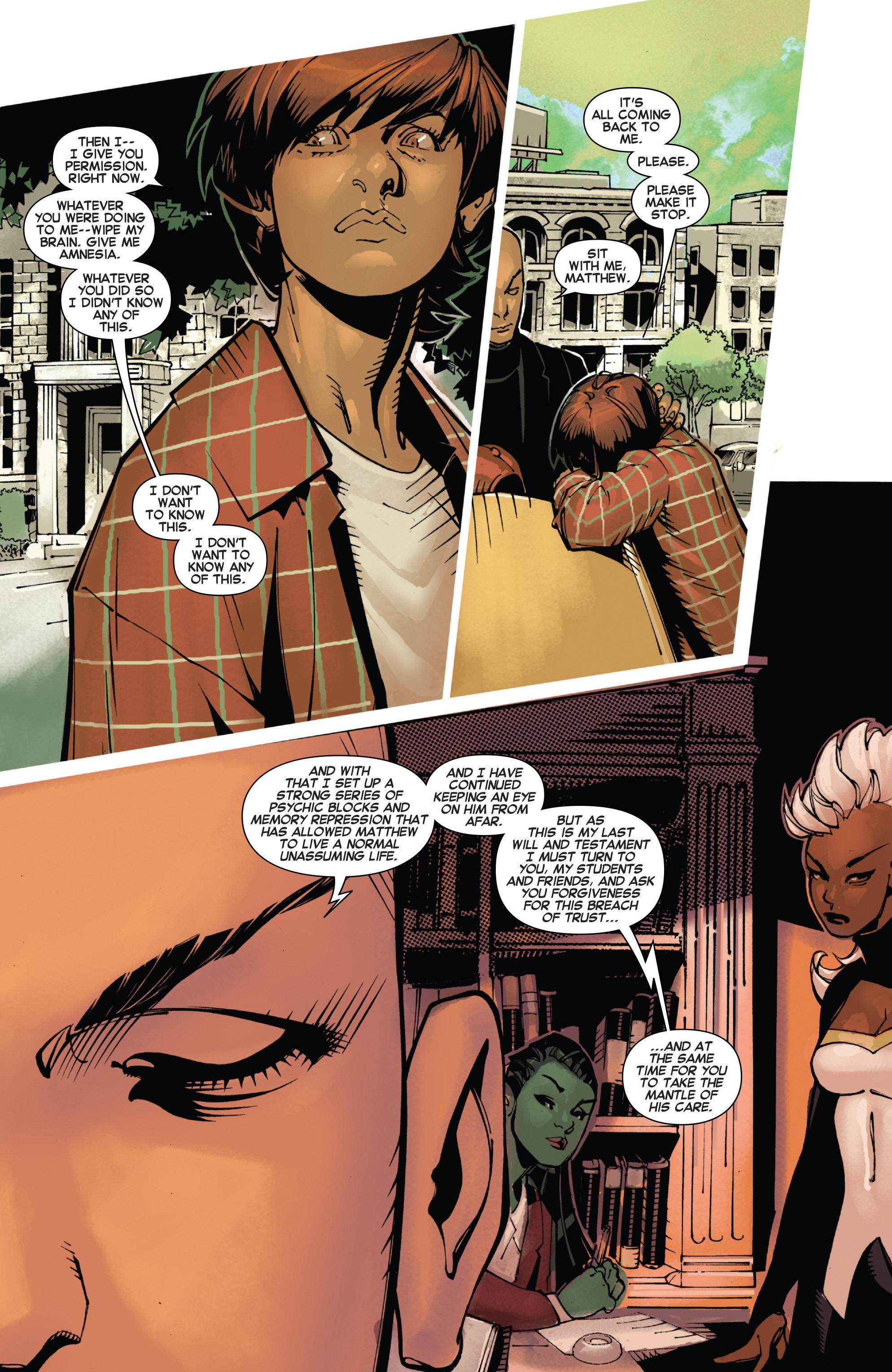 Read online Uncanny X-Men (2013) comic -  Issue #25 - 24