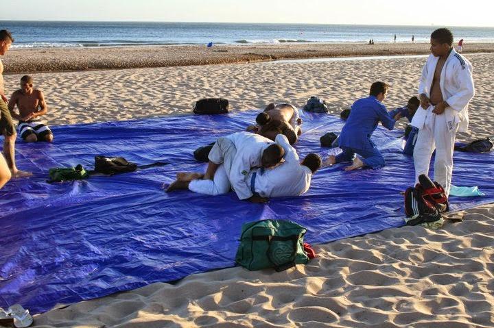 jiu-jitsu-praia