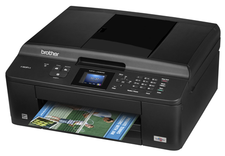 Brother MFC-J430W Download Printer Driver