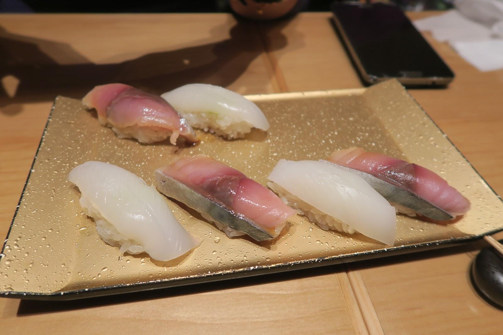 sushi tokyo ten omakase