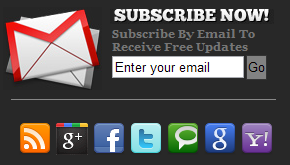 Add Cool Subscription Box For Blogger