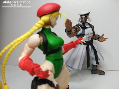 S.H.Figuarts Cammy y Rashid de Street Fighter - Tamashii Nations