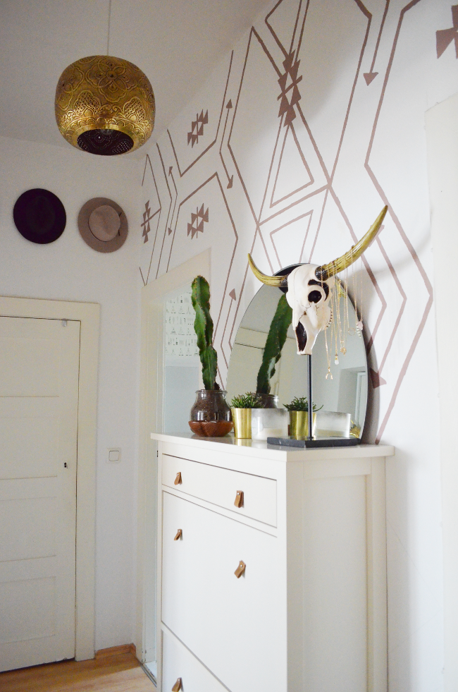 make it boho. Black Bedroom Furniture Sets. Home Design Ideas