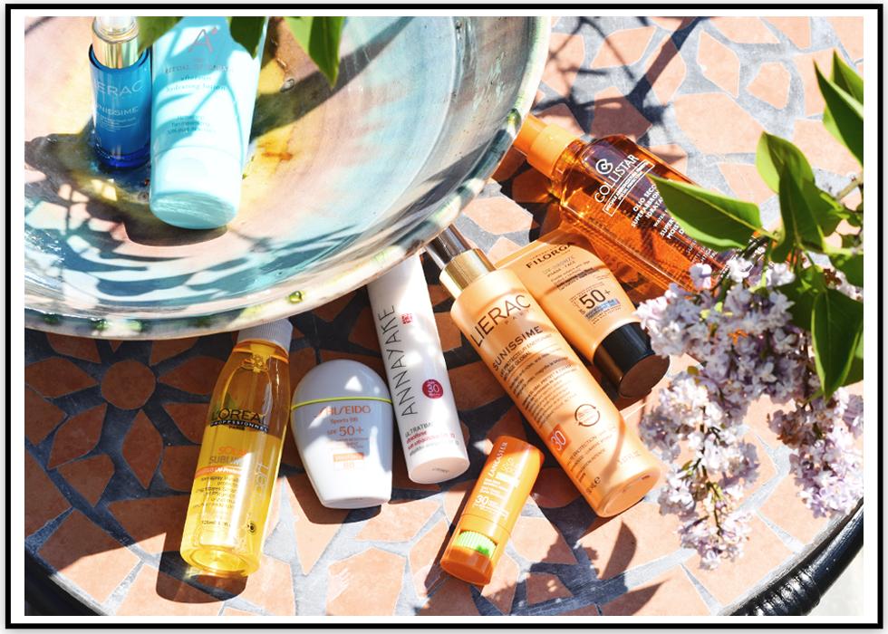 Beauty, L'Oréal Professionnel, Shiseido, Annayake, lancaster, Lierac, Filorga, Collistar, Rituals, sunscreen, suncare, bauty, skincare, summer