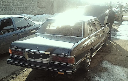 The Toyota Crown (Part 2)