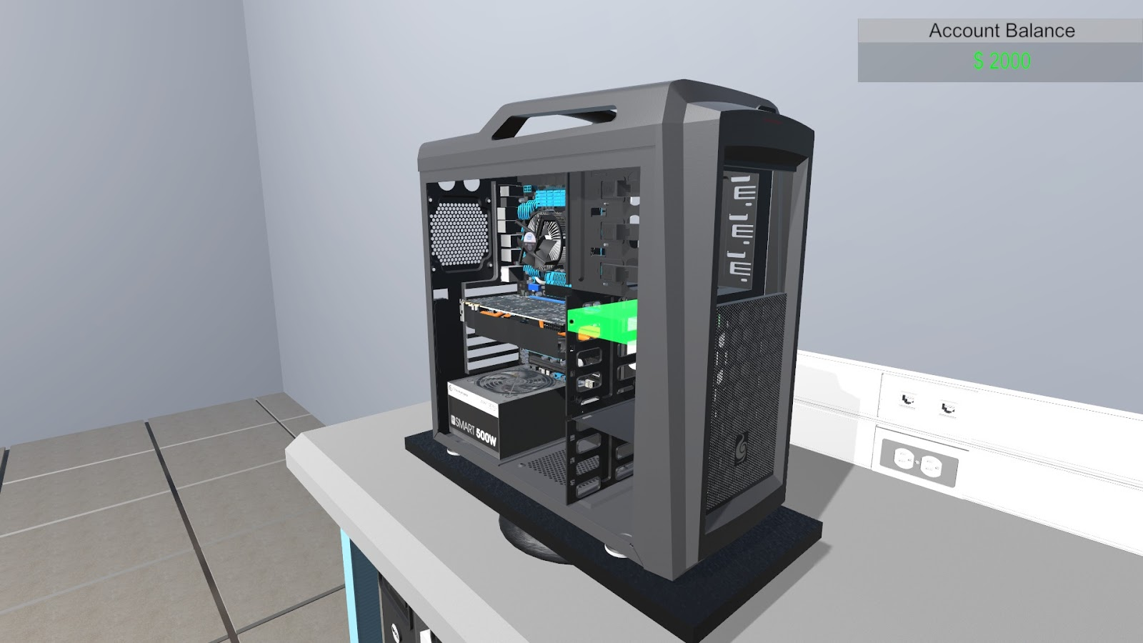 PC Builder Simulator