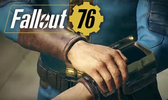 الكشف عن موعد صدور لعبة Fallout 76