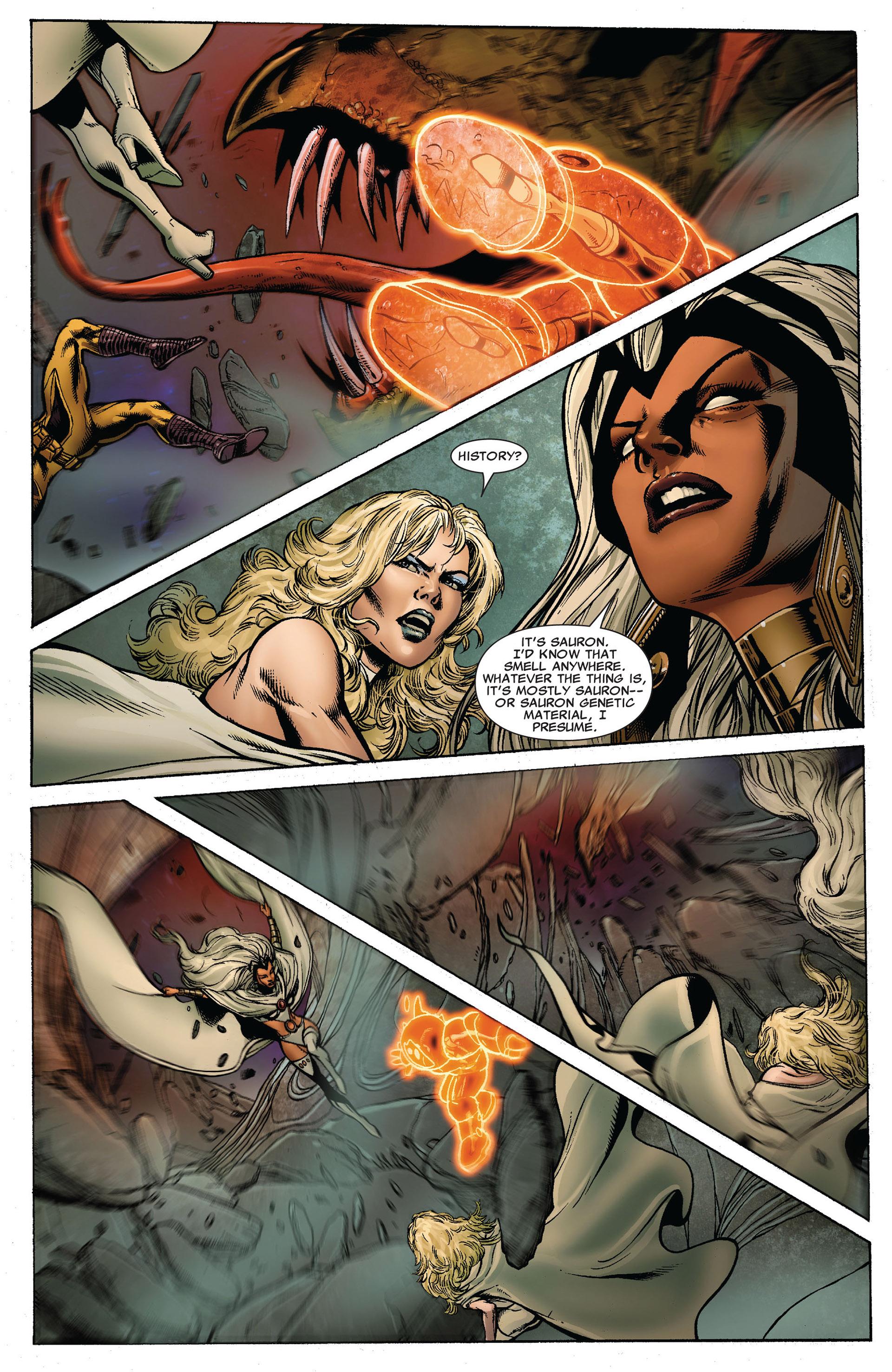 Read online Astonishing X-Men (2004) comic -  Issue #34 - 11