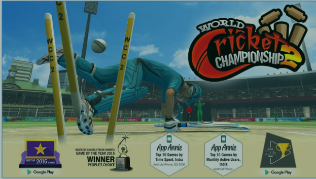 World Cricket Championship 2 MOD APK Free Download