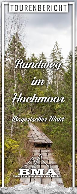 Rundtour durchs Hochmoor im Nationalpark Bayerischer Wald 01