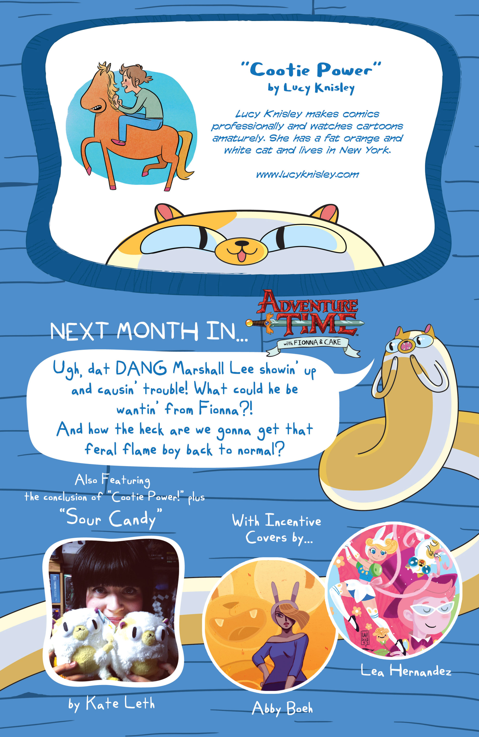 Read online Adventure Time with Fionna & Cake comic -  Issue #2 - 29