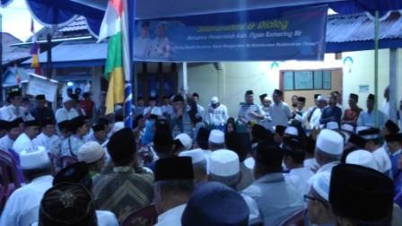 Diminta Maju Lagi, H. Iskandar Optimis Tuntaskan Program Kerja