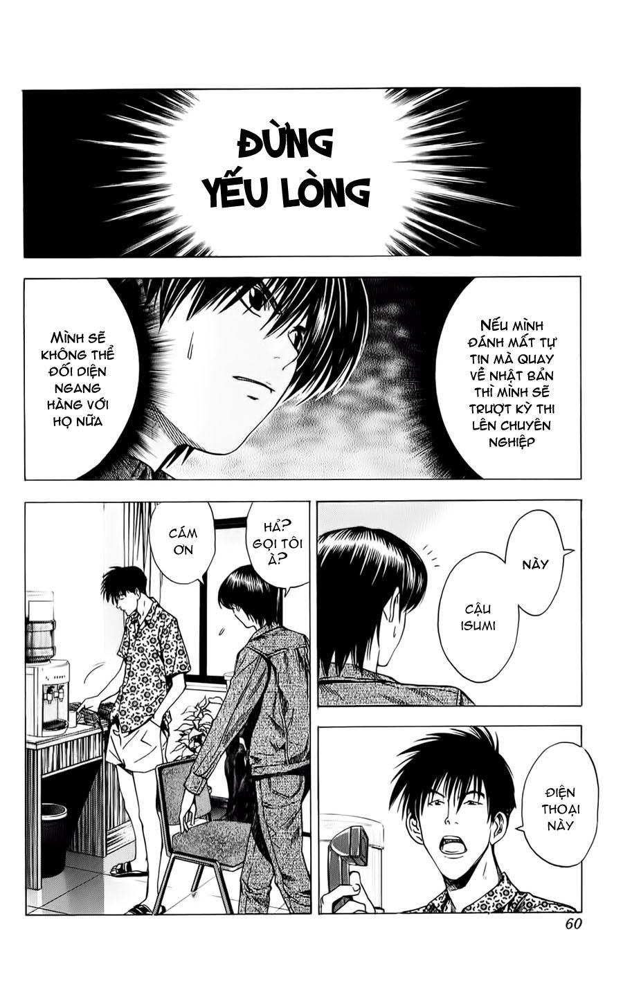 Hikaru No Go hikaru no go chap 133 trang 13