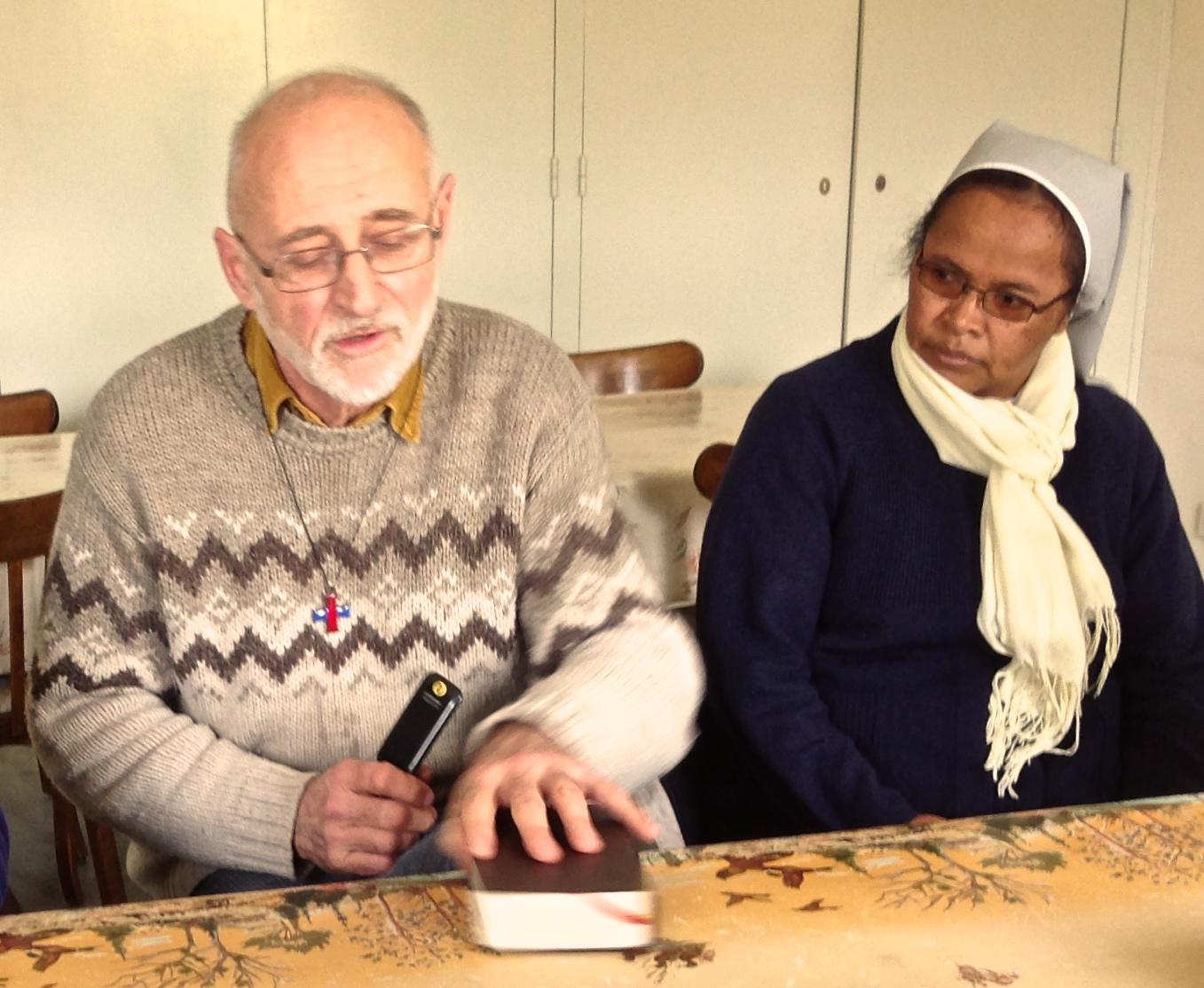 Le blog de la fraternit trinitaire d 39 angoul me - Les soeurs du marquis ...