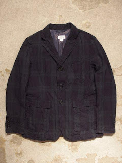 "FWK by Engineered Garments ""Baker Jacket"""
