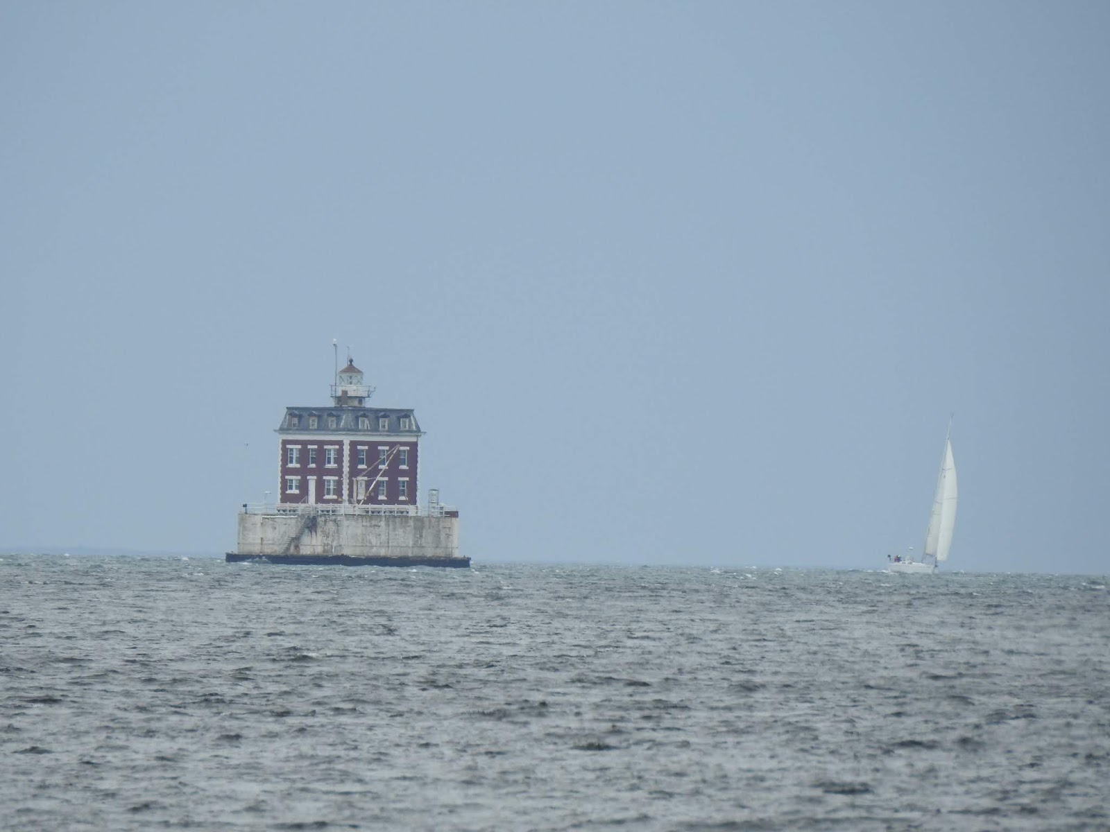 New London Ledge Light House