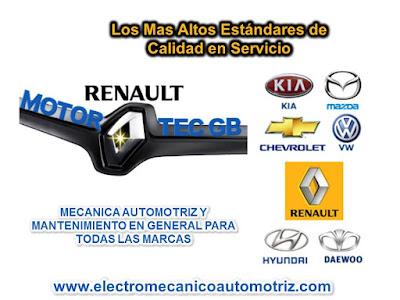 Taller Renault Motortec GB