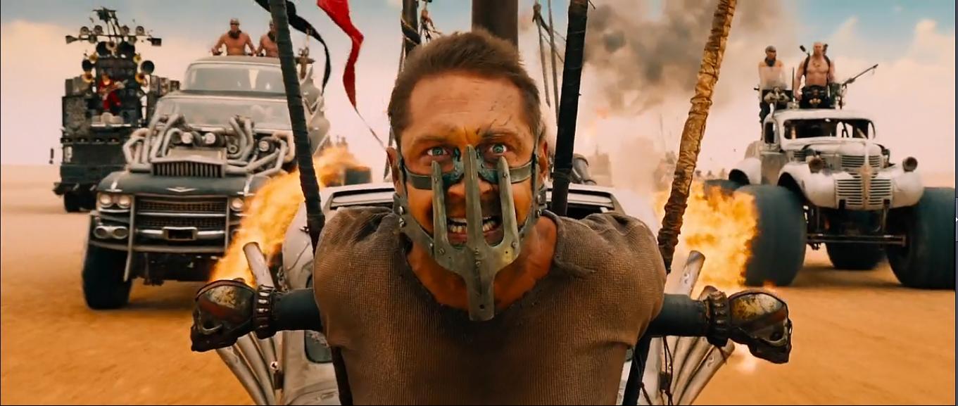 Mad Max Fury Road [2015] 720p HDRip x264 Triple Audio [Eng +