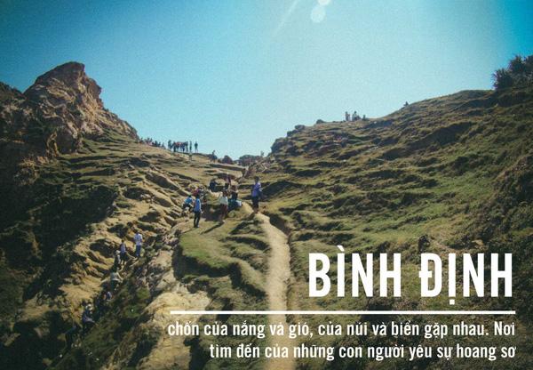 địa điểm du lịch nổi tiếng Bình Định