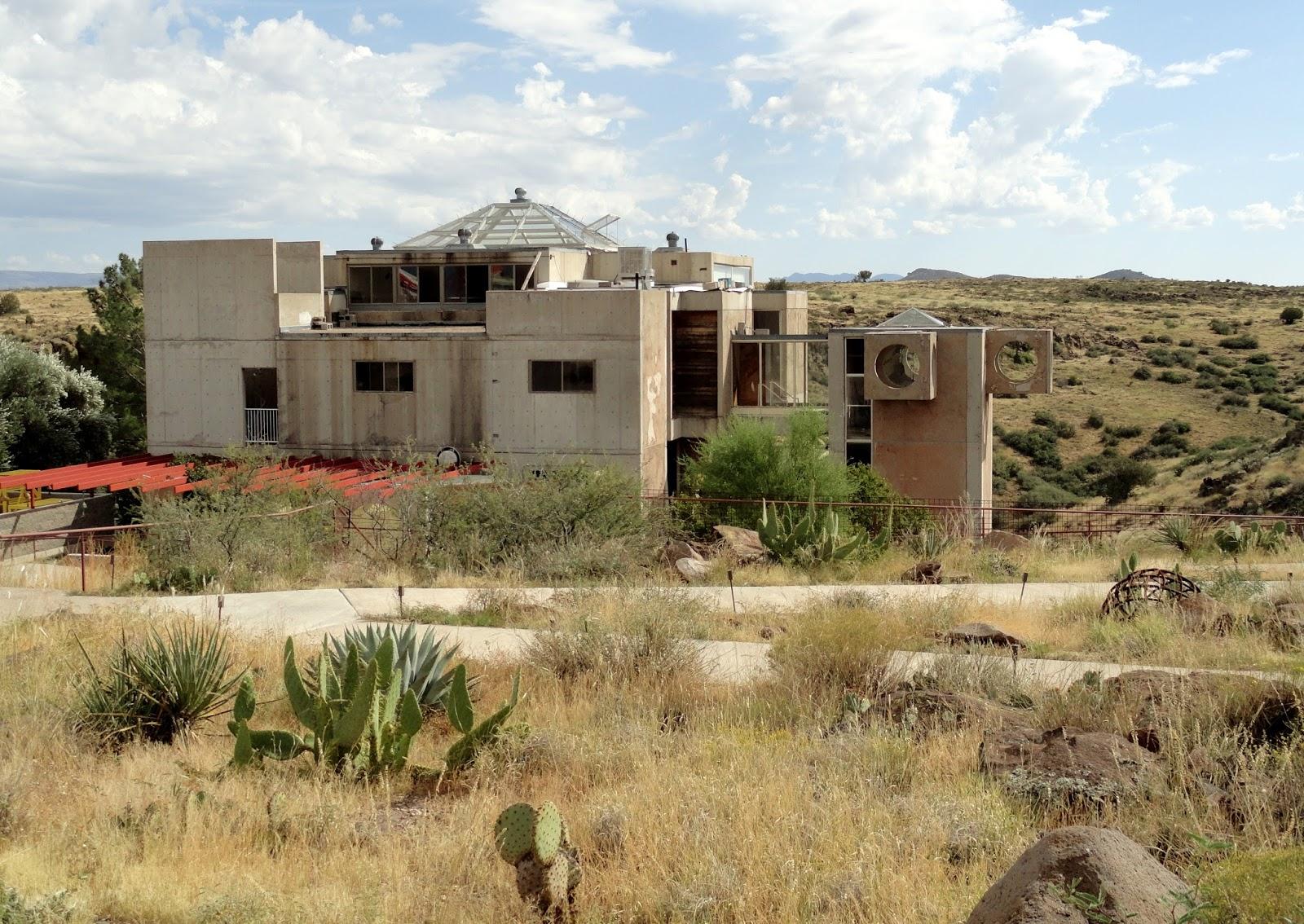 danger garden: Visiting Arcosanti — an urban laboratory focused on ...