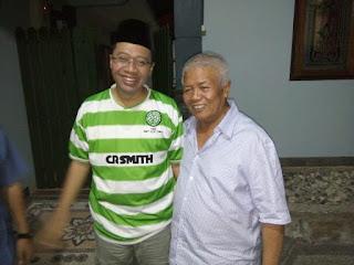 <b>Terima Silaturrahmi Doktor Dzul, Rachmat Hidayat Pesan Jaga Diri dan Kesehatan Selama Memimpin NTB</b>