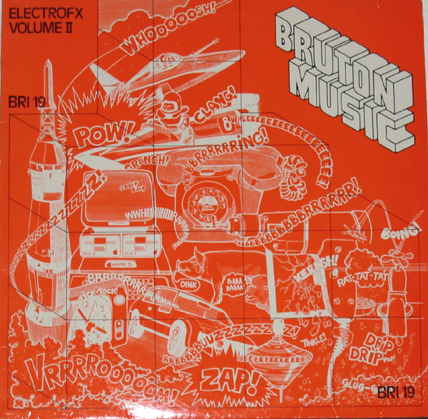 The Vinyl Frontier Bruton Bri 19 James Asher Electrofx