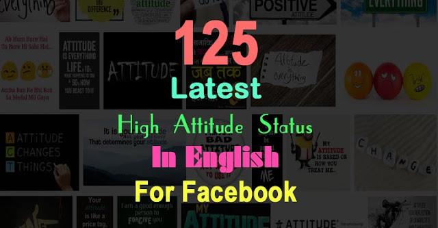 attitude status in english, cool attitude status, love attitude status