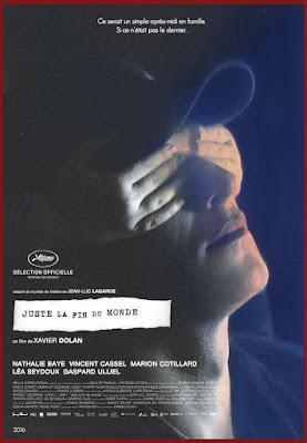 Juste La Fin Du Monde 2016 DVD R2 PAL Spanish