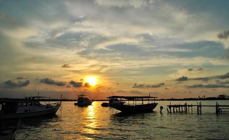 Tempat wisata pantai marina di semarang