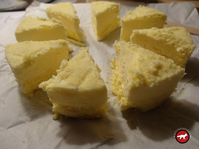 Cheesecake de Hokkaido Le Tao