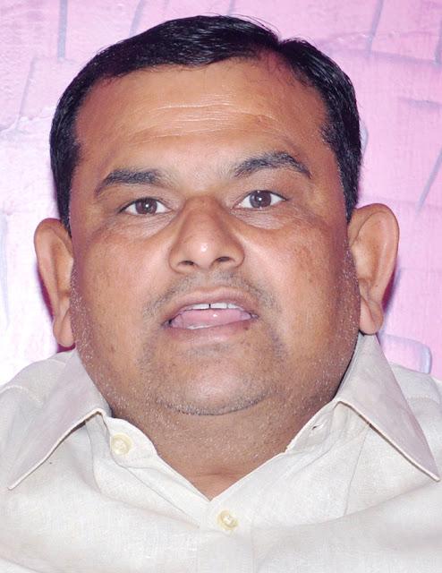 New year greetings to former chairman and BJP leader Sanjay Kaushik