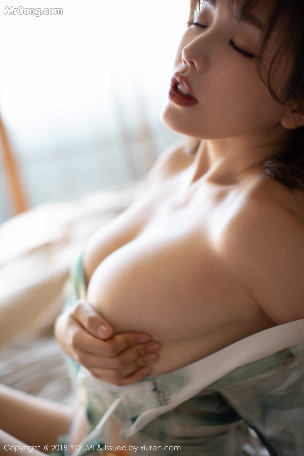 Image YouMi-Vol.267-Huang-Le-Ran-MrCong.com-031 in post YouMi Vol.267: Người mẫu Huang Le Ran (黄楽然) (65 ảnh)