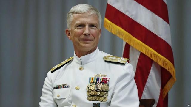 """El jefe del Comando Sur, Craig Faller: """"EEUU está enfocado en apoyar una solución política y diplomática en Venezuela"""""""