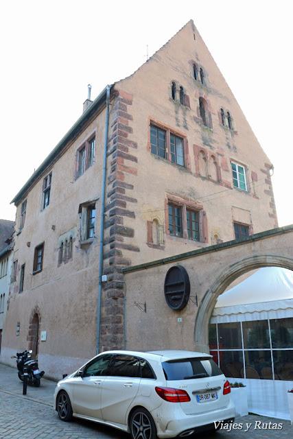 Casa romana de Obernai, Alsacia