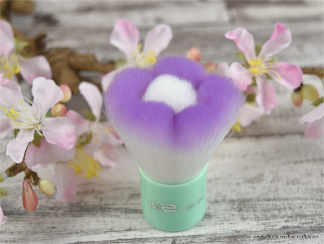 p2 Cosmetics - Blossom Stories - kabuki
