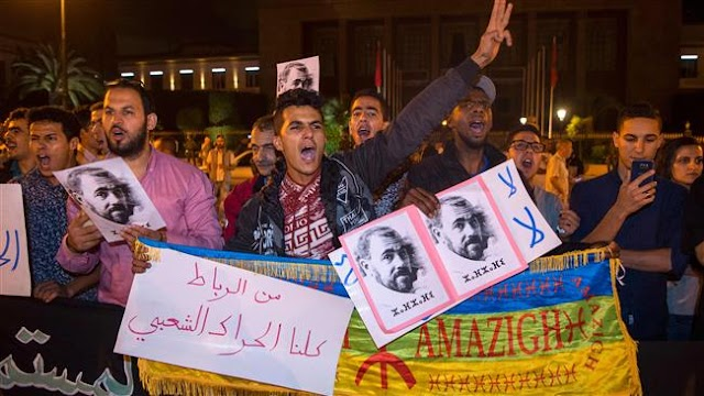 Morocco arrests two more leaders of protest movement