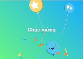 Facebook cập nhật tính năng bóng bay Chúc mừng cho Status và comments