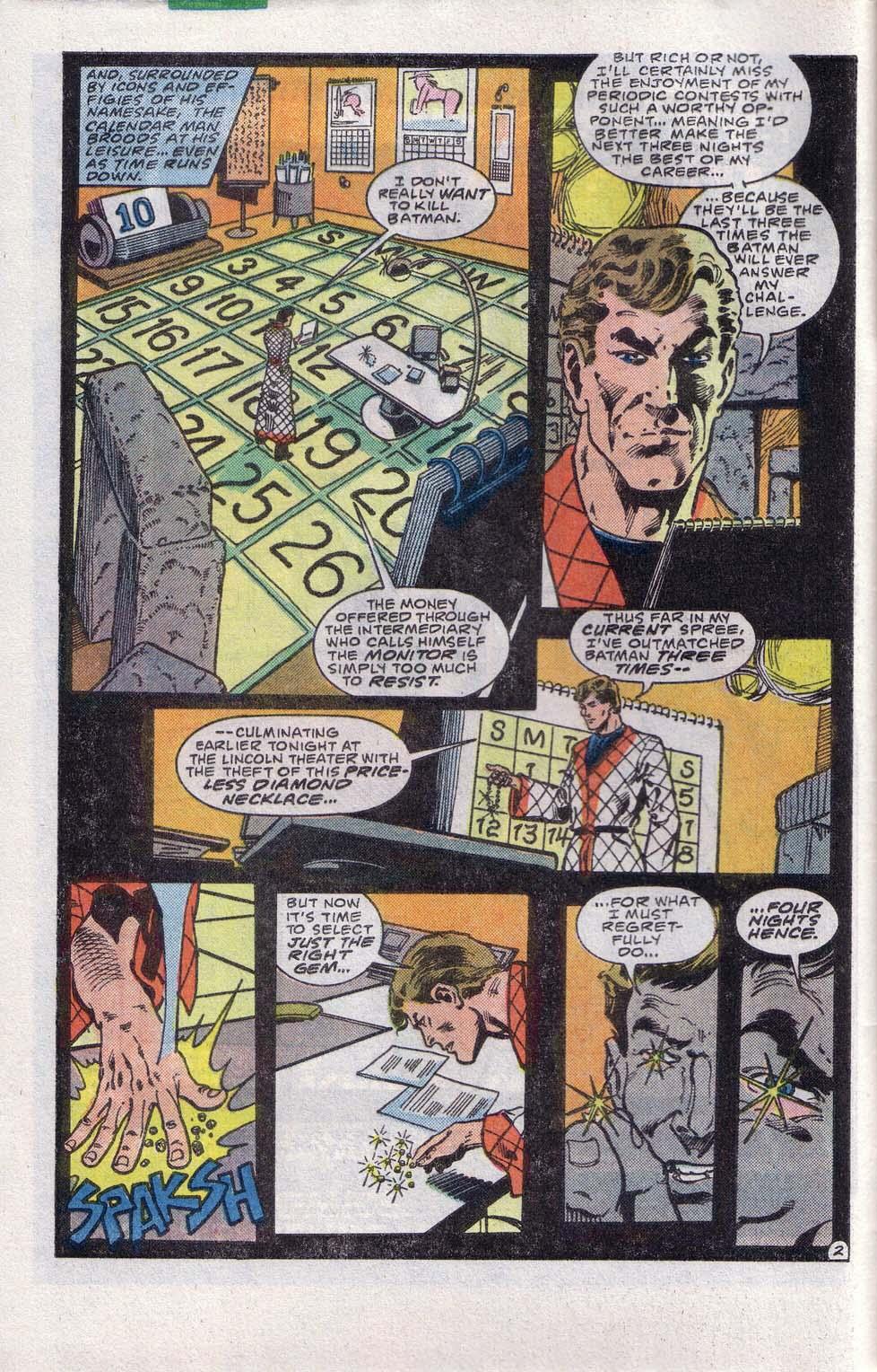 Detective Comics (1937) 551 Page 2