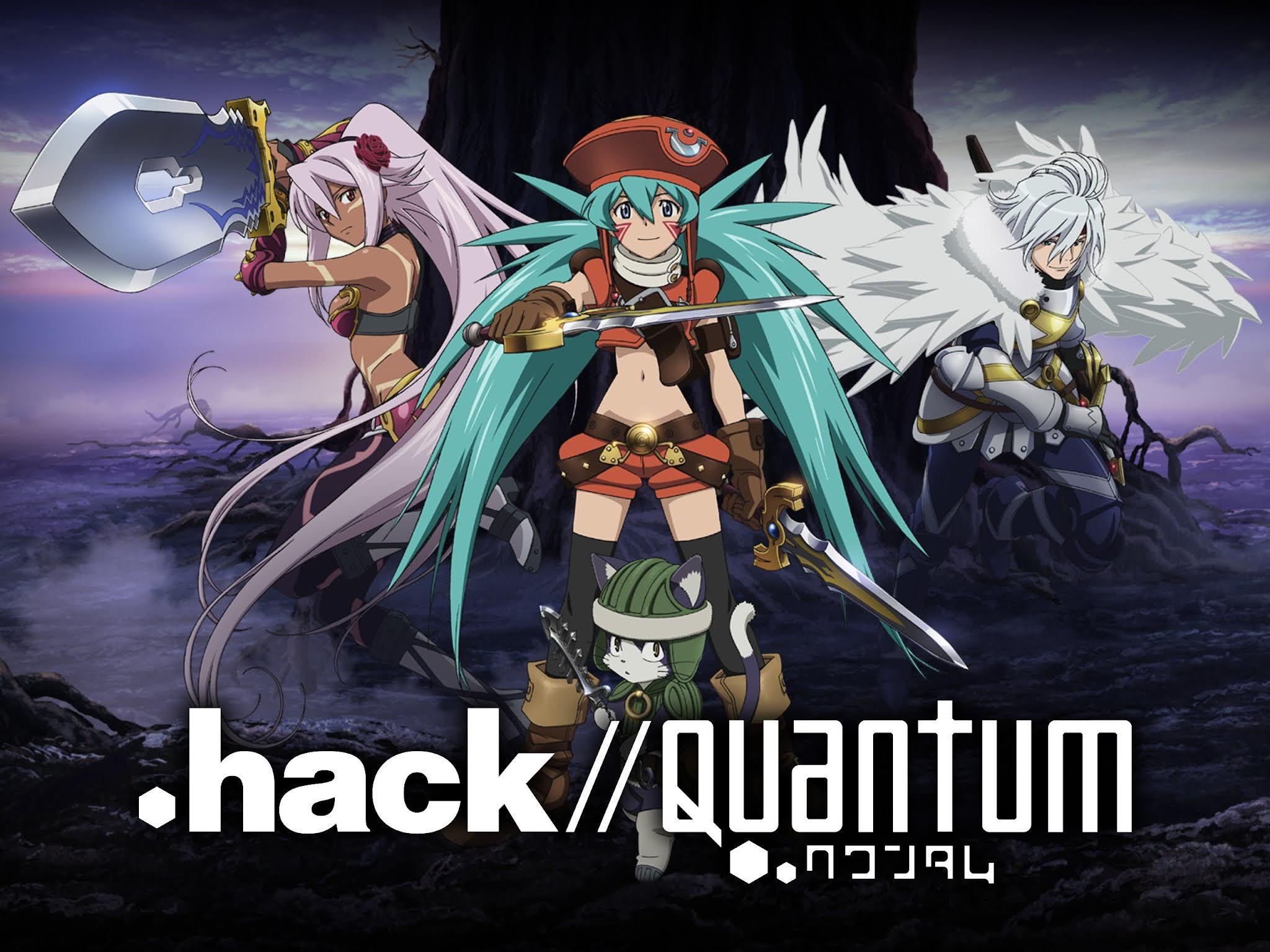 .hack//Quantum - Temptation Of Wife 2009 (2009)