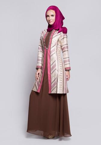 12 Dress Batik Modern Terbaru Inspiratif Untuk Cewek  Gaya Modern