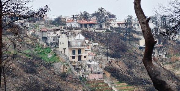 Οδοιπορικό σε Μάτι και Μάνδρα: Εγκατάλειψη και απουσία της πολιτείας
